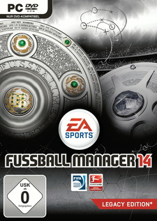 Fußball Manager 14 - Legacy Edition
