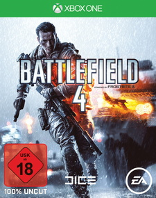 Battlefield 4 inkl. China Rising Erweiterungspack