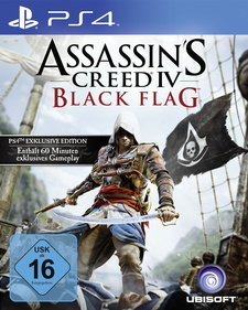 Assassin's Creed IV - Black Flag (PS4 Exklusive Edition)