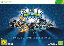Skylanders: Swap Force - Starter Pack (Dark Edition)