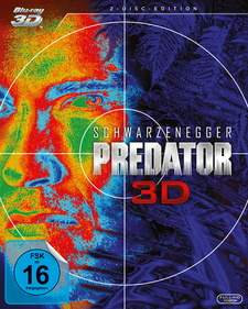 Predator (Blu-ray 3D, 2 Discs)