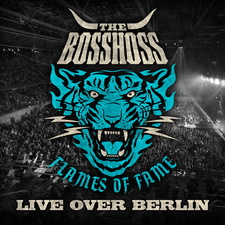 Flames Of Fame - Live Over Berlin