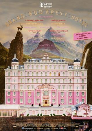 Blickpunkt Film Film Grand Budapest Hotel