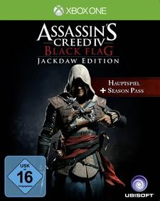 Assassin's Creed IV - Black Flag (Jackdaw Edition)