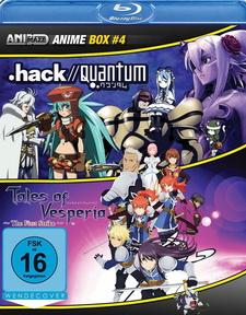 .hack//Quantum / Tales of Vesperia: The First Strike (2 Discs)