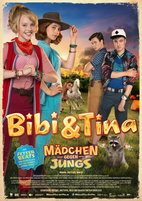 Bibi & Tina - Mädchen gegen Jungs