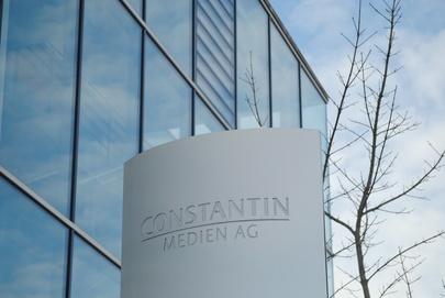 Sitz der Constantin Medien AG und der Tochtergesellschaften im Sportsegment in Ismaning bei München.