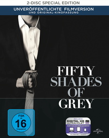 Fifty Shades of Grey - Geheimes Verlangen (Limited Special Edition, 2 Discs)