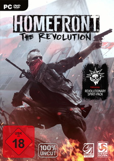 Homefront: The Revolution - Day One Edition