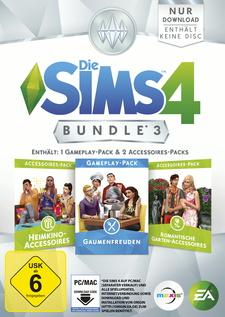 Die Sims 4: Bundle Pack 3 (Download Code)