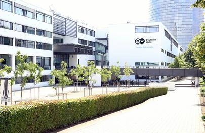 Funkhaus der DW in Bonn