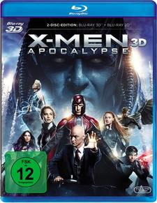 X-Men: Apocalypse (Blu-ray 3D)