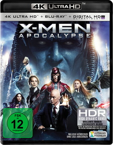 X-Men: Apocalypse (4K Ultra HD)