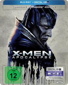 X-Men: Apocalypse (Steelbook)