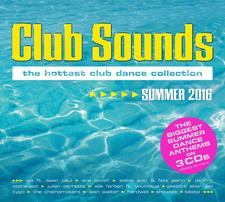 Club Sounds - Summer 2016