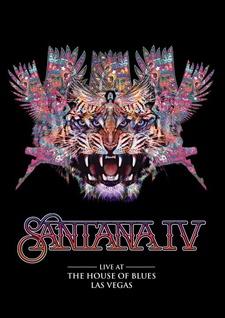 Santana IV - Live At The House Of Blues, Las Vegas