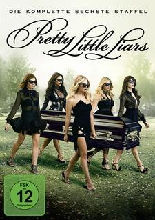 Pretty Little Liars - Die komplette sechste Staffel (5 Discs)