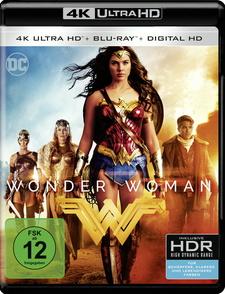 Wonder Woman (4K Ultra HD)