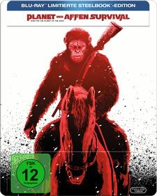 Planet der Affen: Survival (Steelbook, 2 Discs)