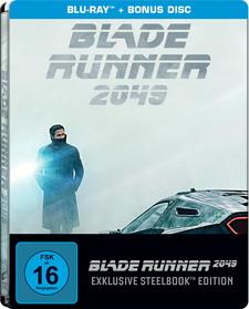 Blade Runner 2049 (Steelbook, 2 Discs)