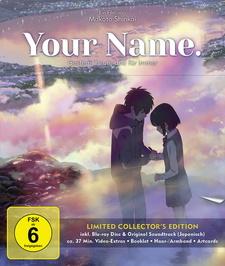 Your Name. - Gestern, heute und für immer (+ Audio-CD, Limited Collector's Edition, Exklusivprodukt)