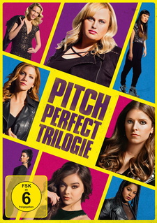 Pitch Perfect Trilogie (3 Discs)