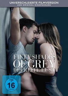 Fifty Shades of Grey - Befreite Lust (Unverschleierte Filmversion)