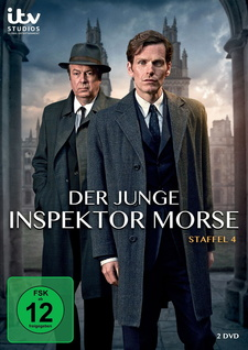 Der junge Inspektor Morse - Staffel 4 (2 Discs)