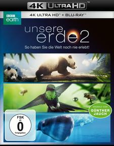 Unsere Erde 2 (4K Ultra HD + Blu-ray)
