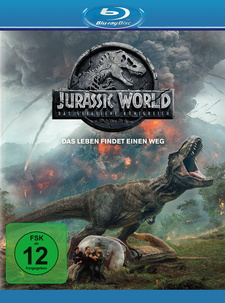 Jurassic World: Das gefallene Königreich (Steelbook, Exklusivtitel)