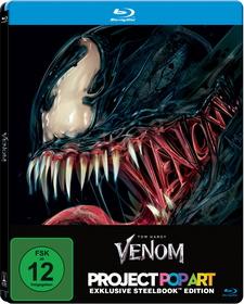 Venom (Steelbook, Project PopArt)