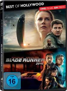 Best of Hollywood - 2 Movie Collector's Pack: Arrival / Blade Runner 2049 (2 Discs)