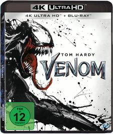 Venom (4K Ultra HD + Blu-ray)