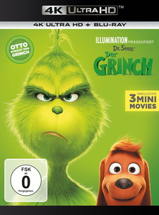 Der Grinch (4K Ultra HD + Blu-ray)