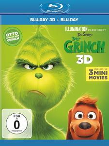 Der Grinch (Blu-ray 3D + Blu-ray)
