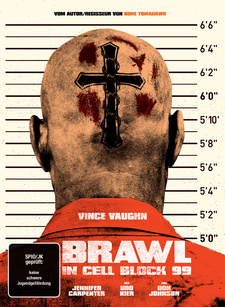 Brawl in Cell Block 99 (Limited Collector's Edition Mediabook, + DVD)
