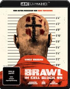 Brawl in Cell Block 99 (4K Ultra HD)