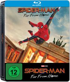 Spider-Man: Far From Home (Steelbook)