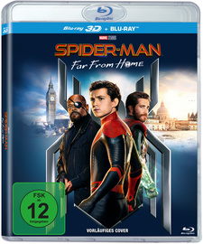Spider-Man: Far From Home (Blu-ray 3D + Blu-ray)