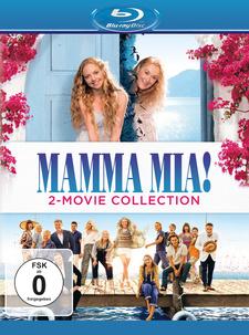 Mamma Mia! 2-Movie Collection (2 Discs)