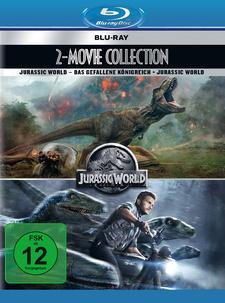 Jurassic World 2-Movie Collection (2 Discs)