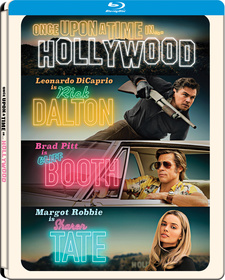 Once Upon a Time in... Hollywood (Steelbook)