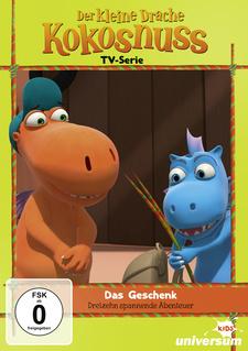 Der kleine Drache Kokosnuss - TV-Serie 14: Das Geschenk