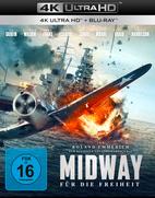 Midway - Für die Freiheit (4K Ultra HD + Blu-ray)