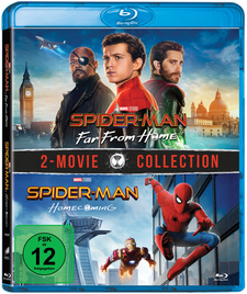 Spider-Man: Far From Home / Spider-Man: Homecoming (2 Discs)