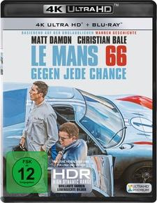 Le Mans 66 - Gegen jede Chance (4K Ultra HD + Blu-ray)