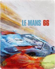Le Mans 66 - Gegen jede Chance (4K Ultra HD + Blu-ray, Steelbook)