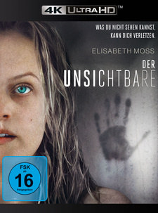 Der Unsichtbare (4K Ultra HD + Blu-ray)