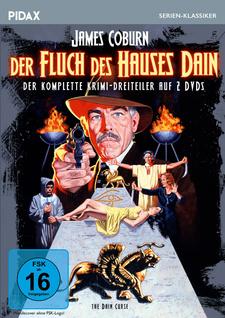 Der Fluch des Hauses Dain - Der komplette Dreiteiler (2 Discs)