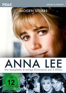 Anna Lee - Die komplette Serie (3 Discs)